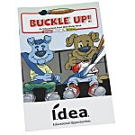 Paint with Water Book - Buckle Up!