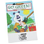 Paint with Water Book - Go Green