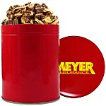 1 Quart Gourmet Popcorn Tin - Peanut Butter Cup