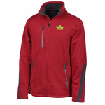 North End Sport Bonded Fleece Jacket - Men's