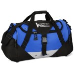 Buckle Top Duffel