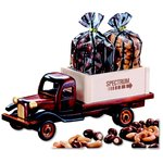 1950's Flat Bed Truck w/Almonds & Cashews