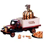 1950's Flat Bed Truck w/Peanuts