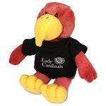 Mascot Beanie Animal - Cardinal
