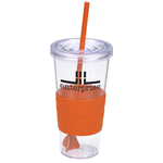 Revolution Tumbler w/Straw - 24 oz. - 24 hr