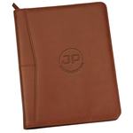 Pedova Zippered Padfolio - 24 hr