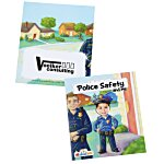 All About Me Book - Police Safety