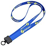 Dye-Sublimated Stretchy Lanyard - 3/4
