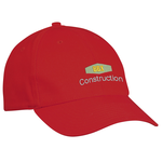 Bayside USA Made Chino Twill Structured Cap