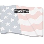 Bic Sticky Note – Flag – 100 Sheet - Stock Design