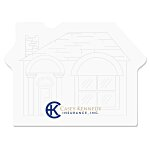 Bic Sticky Note – House – 50 Sheet - Stock Design
