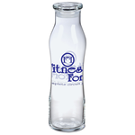 Vue Glass Bottle with Glass Lid - 20 oz.