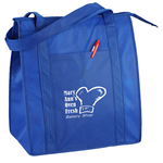 Value Insulated Grocery Tote - 24 hr