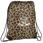 Designer Drawcord Sportpack - Leopard - 24 hr