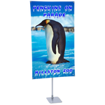 360 Banner Stand - 62