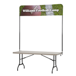 Tabletop Banner System - 6'