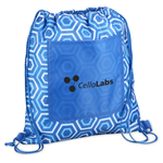 Printed Insulated Sportpack - Hexagon