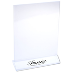Countertop Sign Holder - 11