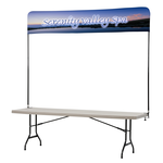 Tabletop Banner System - 8'