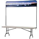 Tabletop Banner System - 8'