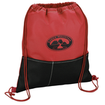 Patch Pocket Drawstring Sportpack