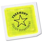 Reflective Sticker - Square - 1-1/2