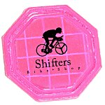Reflective Sticker - Octagon - 1-1/4