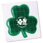 Reflective Sticker - Shamrock - 2