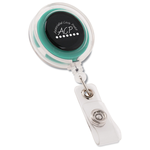 See-Thru Retractable Badge Holder