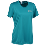 Contender Athletic T-Shirt - Ladies' - Embroidered