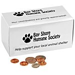 Box Bank - Large - White