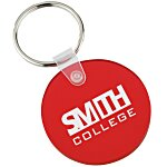 Small Round Soft Key Tag
