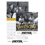 Good Old Days Calendar - Stapled