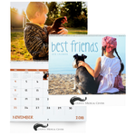 Best Friends Calendar - Spiral