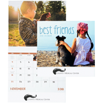 Best Friends Calendar- Stapled