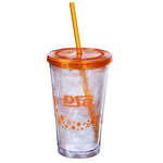 Dotty Color Scheme Spirit Tumbler - 16 oz. - 24 hr