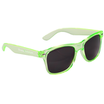 Risky Business Sunglasses - Translucent - 24 hr