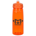 PolySure Grip 'N Sip Sport Bottle-24 oz.