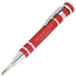 Pocket Pal Aluminum Tool Pen - 24 hr