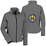 Port Authority Soft Shell Jacket - Ladies' - Back Emb