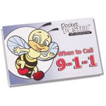 Pocket Poster - When to Call 911 - Closeout