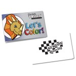 Pocket Poster - Let's Color - Closeout