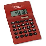 Curvaceous Metal Calculator - Closeout