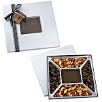Treat Mix - 1.25 lbs. - Silver Box - Milk Chocolate Bar