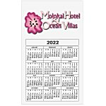 Bic 20 mil Calendar Magnet - Medium - 24 hr