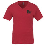 Next Level Tri-Blend V-Neck T-Shirt - Men's - Colors