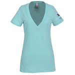 Next Level Tri-Blend Deep V-Neck T-Shirt - Ladies' - Colors