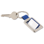 Spinner Key Tag – Rectangle