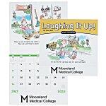 Family Life Funnies Calendar - Stapled