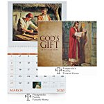 God's Gift Calendar - Funeral Pre-Planning